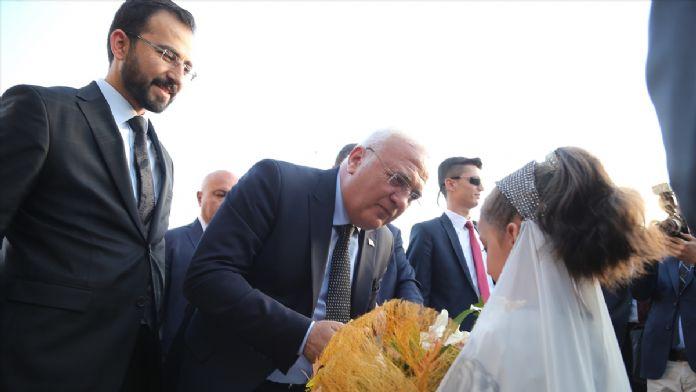 Bakan Elitaş:'Türkiye son 14 yılda güvenle büyümesine devam etmiştir.'