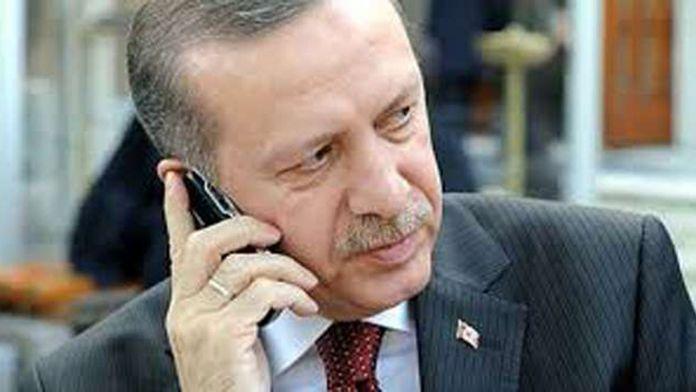 Erdoğan'dan Özdemiroğlu ailesine taziye telefonu