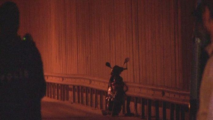 İstanbul Emniyetinden 'şüpheli motosiklet' açıklaması