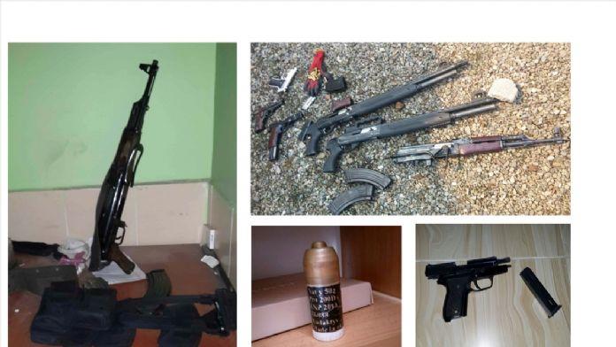 Terör örgütüne yönelik operasyonlar
