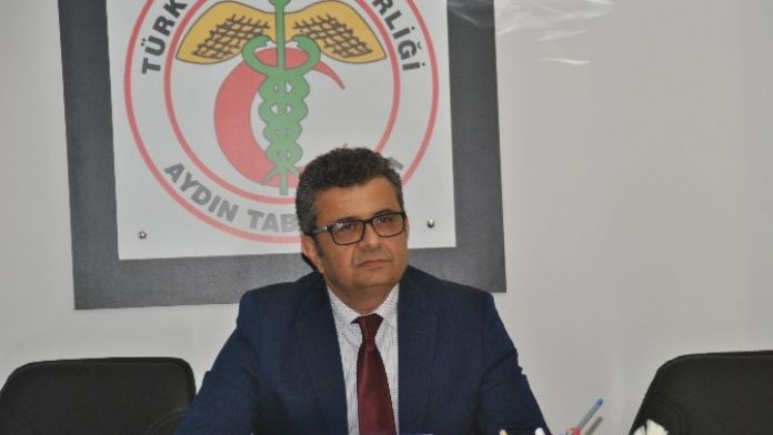 Aydın Tabip Odası, Vatan Partisi İl Teşkilatını Ağırladı