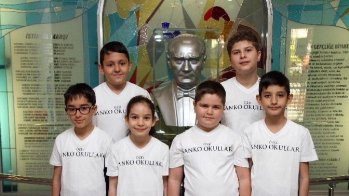 Sanko Okulları Ödüllere Doymadı