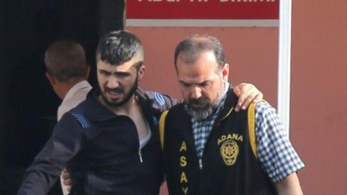 Suriye uyruklu hırsız yakalandı