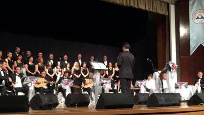 'Doktorlar Korosundan' konser