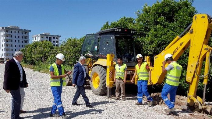 Akdeniz EDAŞ'tan Kumluca'ya 7,5 Milyon TL Enerji Yatırımı