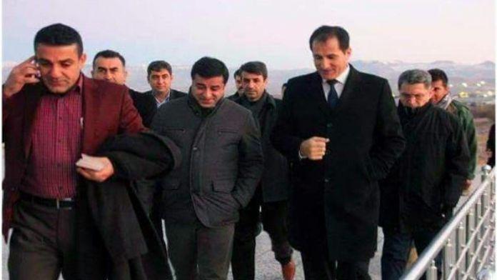 Demirtaş, 8 Aralık'ta Kandil'e çıkacağı sırada hava operasyonu düzenlenmiş