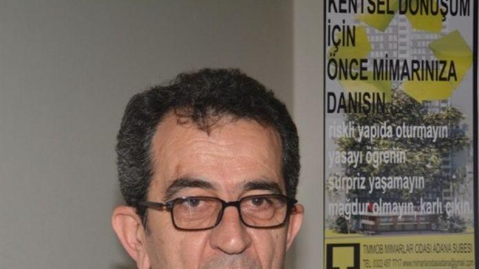Tüzün: 'Kentsel Dönüşümde Sürpriz Yaşamayın'