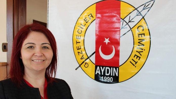 Aydın Gazeteciler Cemiyeti'nden 'Basın Sitesi' Projesi