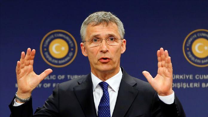 Çavuşoğlu-Stoltenberg ortak basın toplantısı