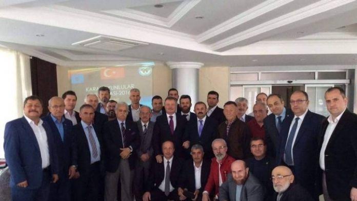 Türkiye'deki Karakoyunlular Bir Dernek Çatısı Altında Toplandılar