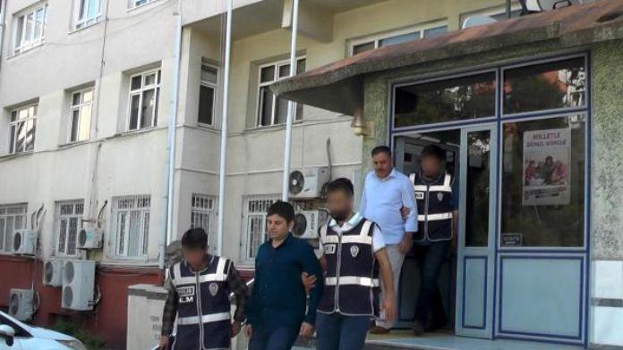 Osmaniye'de 'paralel yapı' operasyonunda 4 tutuklama