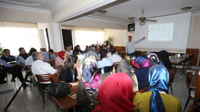 Pamukkale Personeline İş Sağlığı Ve Güvenliği Eğitimi Verildi