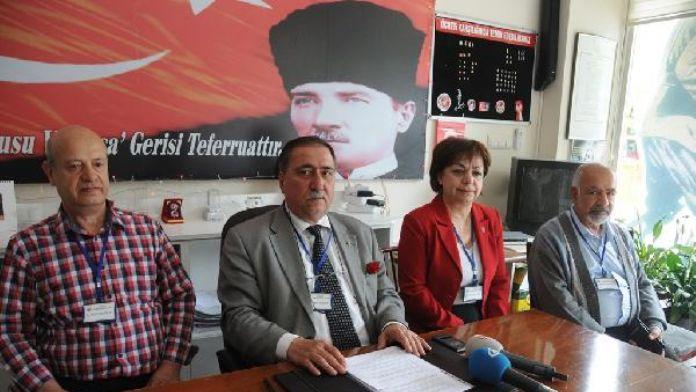 Gaziantep'te, Atatürkçü Düşünce Derneği'nden alternatif 23 Nisan kutlaması