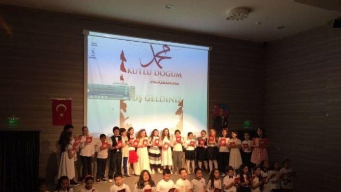 Bilgievi Öğrencileri Kutlu Doğum Etkinlikleri Düzenledi