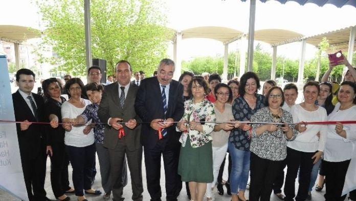 Lüleburgaz'da Tasarım Atölyesi Açıldı