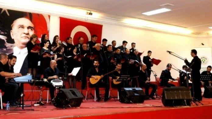 Sarıgöl Belediyesi THM Korosu 6. Konserini Verdi
