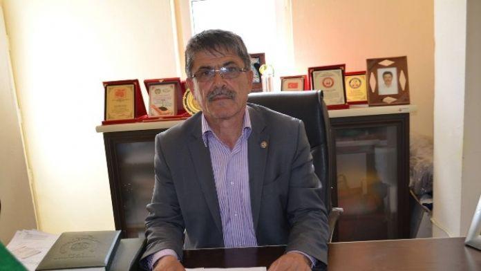 Yeşilyurt Ziraat Odası Başkanı Doğan Solmaz, Kayısı Üreticilerini Uyardı