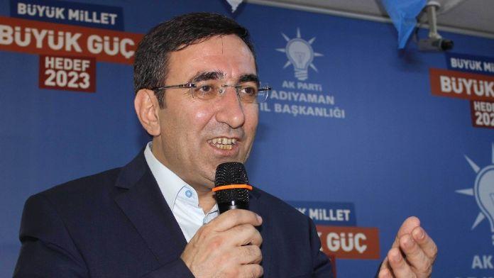 Bakan Yılmaz Sur ve Cizre'deki çalışmaları anlattı