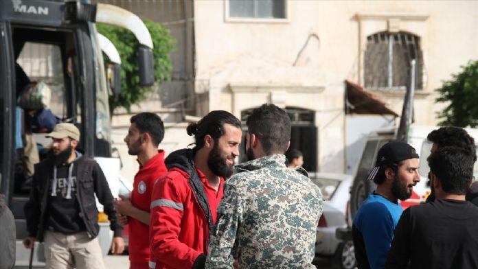 Suriye'de Süpriz Tahliye