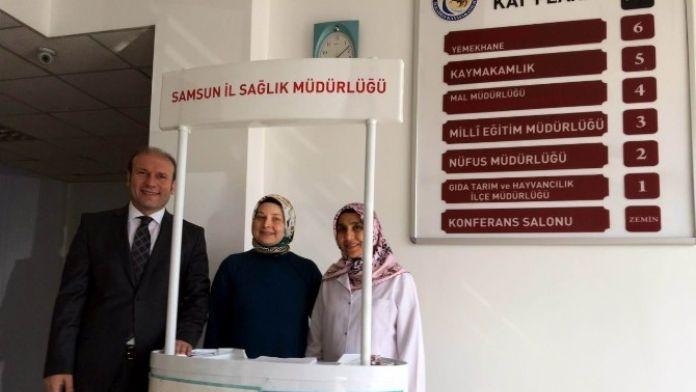 İlkadım, Organ Ve Doku Bağışında Türkiye Birincisi Oldu