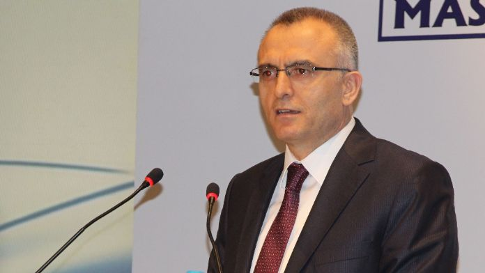 Bakan Ağbal: 'Düzenlemenin yeni bir tarafı yok'