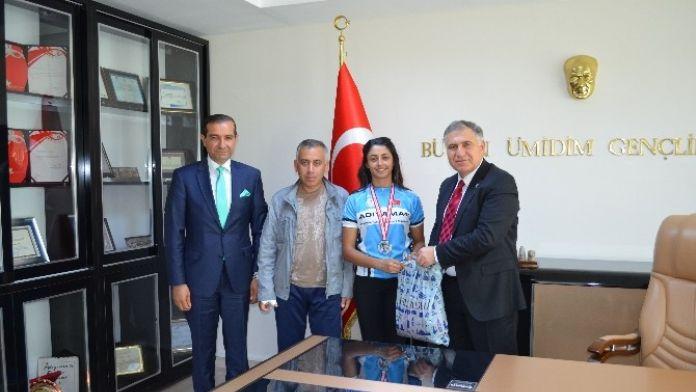 Bisiklet Türkiye İkincisi Adıyaman'dan