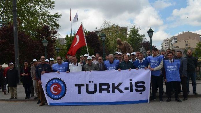 Türk İş 1 Mayıs'ta İktidarı Uyaracak