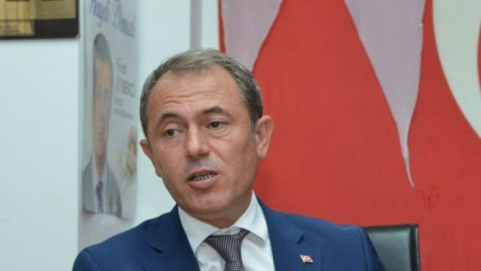 AK Partili Tin'den İfade Özgürlüğü Açıklaması