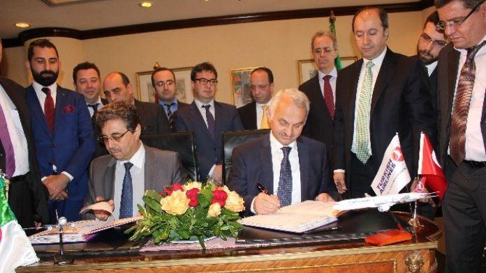 Türk Hava Yolları Ve Cezayir Havayolları Kod Paylaşımı Anlaşması İmzaladı