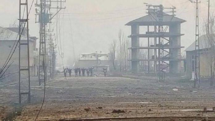 'Yüksekova'da operasyon bitti' fotoğrafı