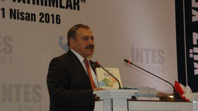 Bakan Eroğlu 'Türkiye'nin su işleri'ni anlattı
