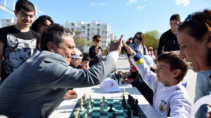23 Nisan Muratpaşa'da Coşkuyla Kutlanacak