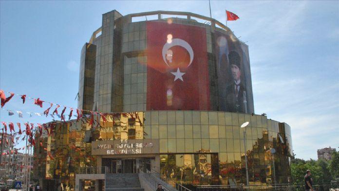 Aydın Büyükşehir Belediyesinde 'usulsüzlük' operasyonu