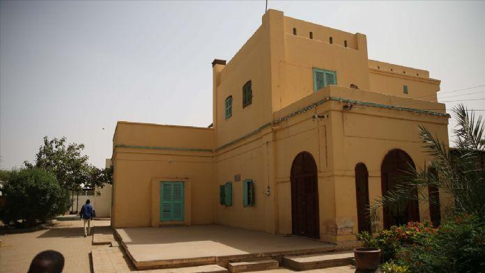 Darfur'daki Sultan Ali Dinar Kasrı