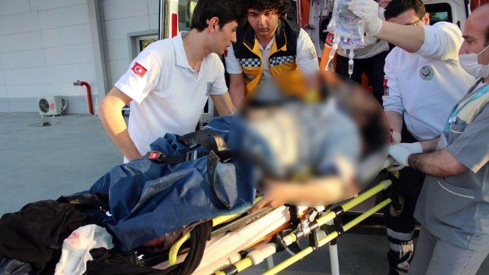 Suç makinesi İzmir'de yakalandı