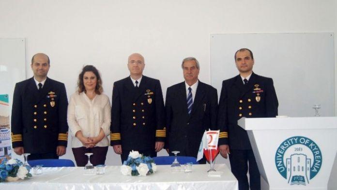 Türkiye Cumhuriyeti Sahil Güvenlik Komutanlığı Ekibi Öğrencilerle Buluştu