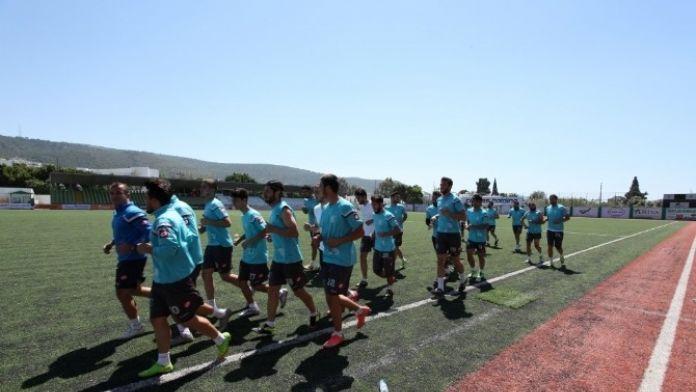 Bodrumspor Bu Hafta Trabzon Deplasmanında