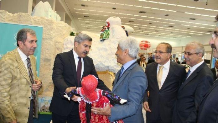 Kayseri Travel EXPO Ankara Fuarında Tanıtılıyor