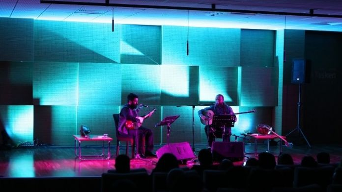'Seslerin Cemi' Konseri Beğeni Kazandı