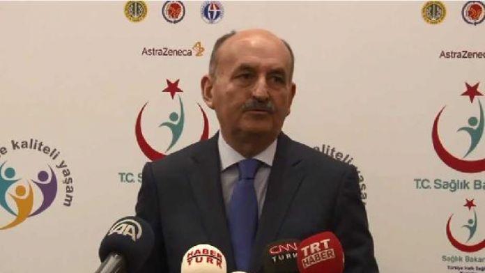 Bakan Müezzinoğlu 'Pasif içicileri korumamız lazım'
