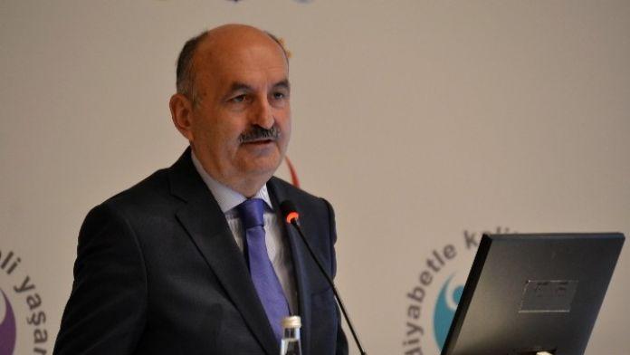 Bakan Müezzinoğlu: 'Şuan Gündemimizde Sevk Zinciri Konusu Yok'