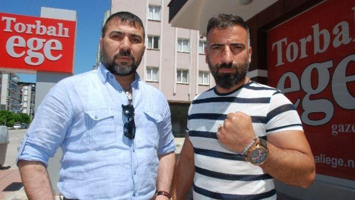 İzmir Kick Boks Şampiyonasına Ev Sahipliği Yapacak
