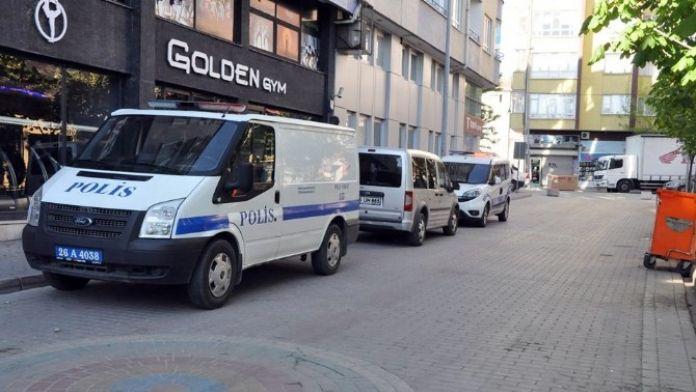 Magandalar Eskişehir'de İş Başında