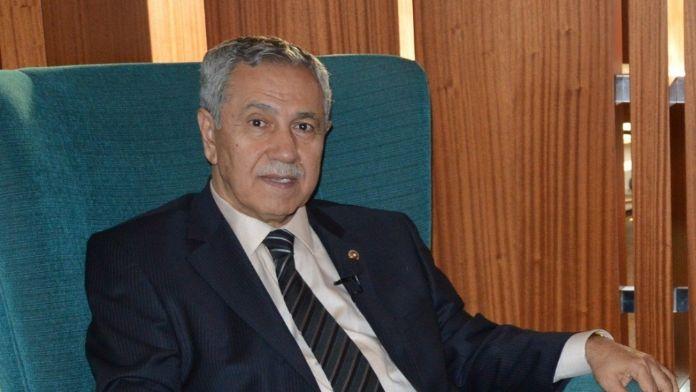 Arınç'tan Kılıçdaroğlu'na eleştiri