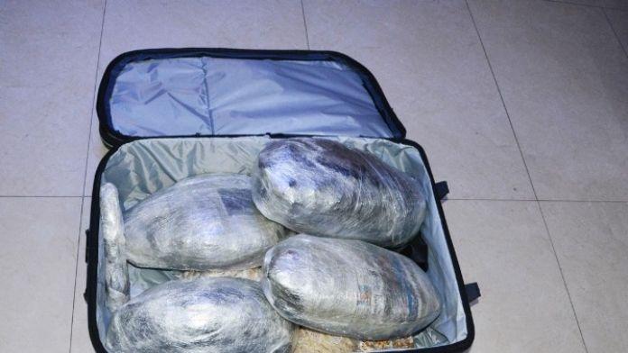 Mardin'de Uyuşturucu Operasyonu: 4 Tutuklama