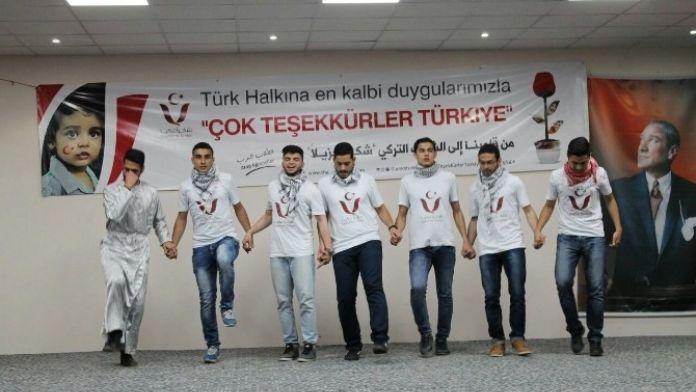 Yabancı Uyruklu Öğrencilerden Türkiye'ye Teşekkür