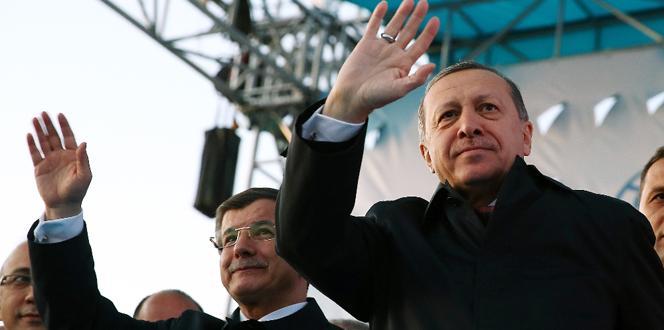 Cumhurbaşkanı ve Başbakan Antalya'da