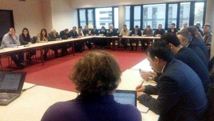 Tut Ziraat Odası Başkanı Özer Fransa'da Ki Organik Tarım Gezisine Katıldı
