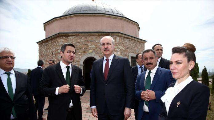 Başbakan Yardımcısı Kurtulmuş, Priştine'de