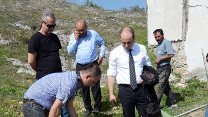 Harmancık'ta Yeni Termal Kaynak Bulundu